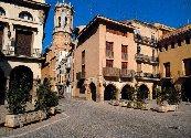Main square -Pla�a de la Vila-